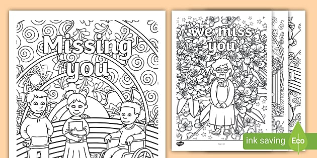 Free We Will Miss You Coloring Pages, Download Free Clip Art, Free ... | 315x630