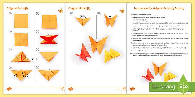 Folded Paper Turkey | LoveToKnow | 315x630