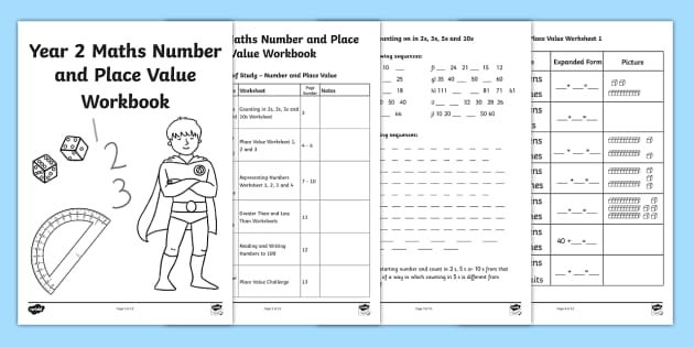 Times tables sheets to learn
