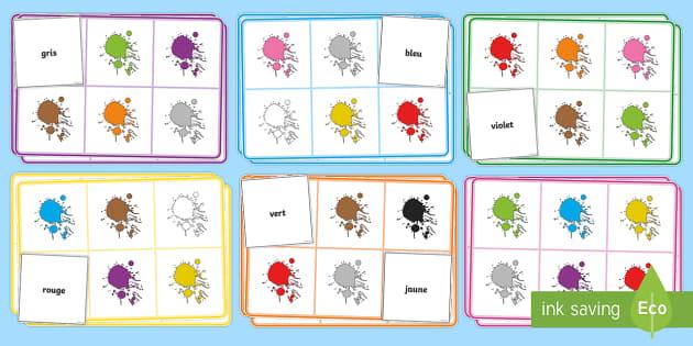 bingo games french