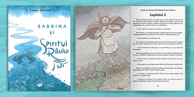 Sabrina și spiritul râului - eBook
