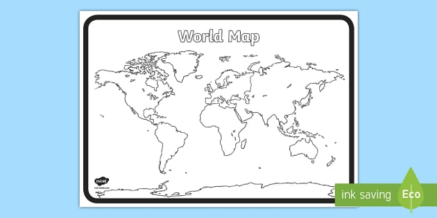 Blank world map australian curriculum hass the way the world gumiabroncs Images