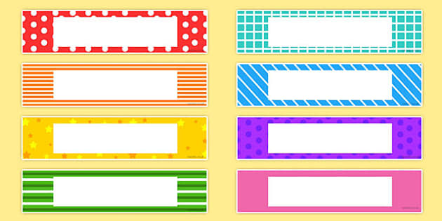 Book Themed Editable Gratnells Tray Labels - tray labels, book