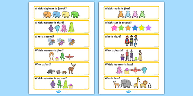 Speech Language Therapy Concepts Primary Resources SEN