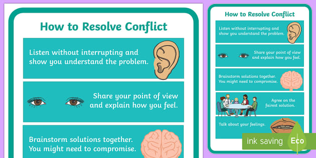 how do you resolve conflicts 14 ways to resolve conflicts and solve relationship problems get a print subscription to reader's digest and instantly enjoy free digital access on any device.