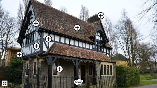 A tudor house hotspots - What makes a house a tudor ...