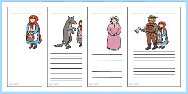 analysis of little red riding hood essay Little red riding hood essay titles and characters little red riding hood essay is a story about an innocent girl with some twists and turns this story is written in different languages and versions.