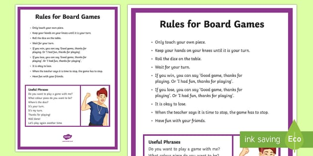 A-Z List of all Board Games