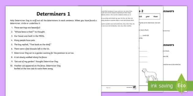 determiners worksheet activity sheet esl articles worksheet. Black Bedroom Furniture Sets. Home Design Ideas