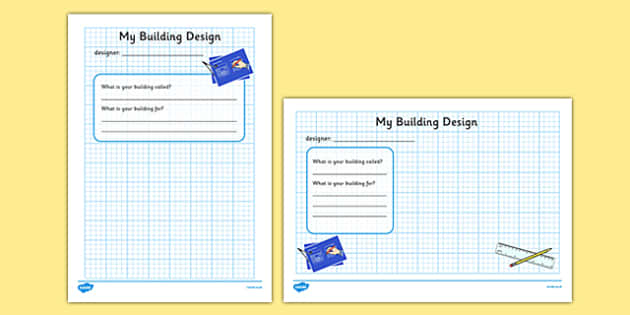 Architects office role play design a building worksheet malvernweather Choice Image