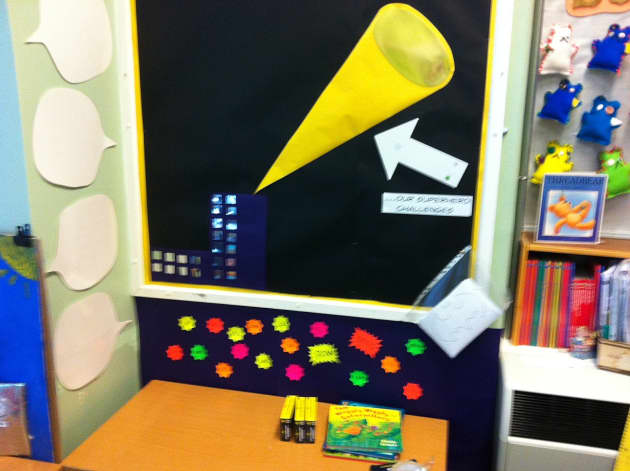 People Who Help Us Display, class display, People, Superheroes, Superheroe Challenge, People Who Help Us, Early Years (EYFS), KS1 & KS2 Primary Resources