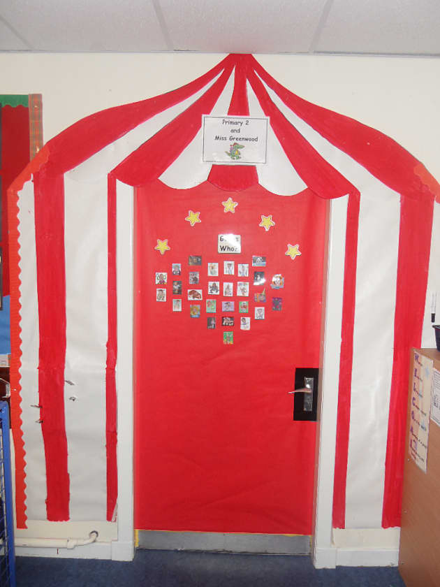 Roleplay Display, class display, Roleplay, Door, display, Carnival, Carnival Roleplay Display, Classroom, Early Years (EYFS), KS1 & KS2 Primary Resources