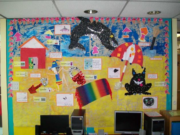 Under The Sea Display Class Display Under The Sea Seaside