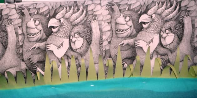 Stories and Tales, Monsters, Display, Classroom Display, Scenery, Palm Tree, Early Years (EYFS), KS1 & KS2 Primary Resources