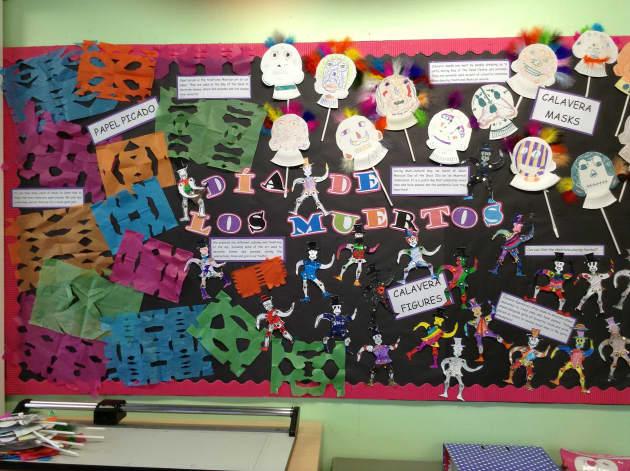 Festivals And Cultural Celebrations Display Classroom
