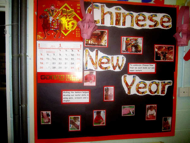 Chinese New Year, Chinese Calendar, China, Chinese, Calendar, Years, Display, Classroom Display, Early Years (EYFS), KS1 & KS2 Primary Teaching Resources