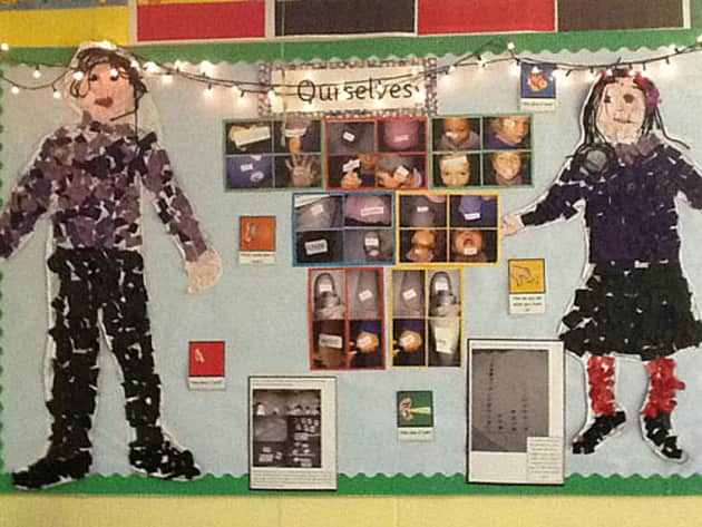 Ourselves, Body, Parts of our bodies, Pictures, Bodies, Lights, Light, Display, Classroom Display, Early Years (EYFS), KS1 & KS2 Primary Teaching Resources