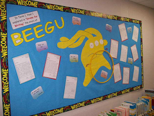Stories and Tales, Beegu, Welcome, Story, She was Lonely Books, Book,  Display, Classroom Display, Early Years (EYFS), KS1 & KS2 Primary Teaching Resources