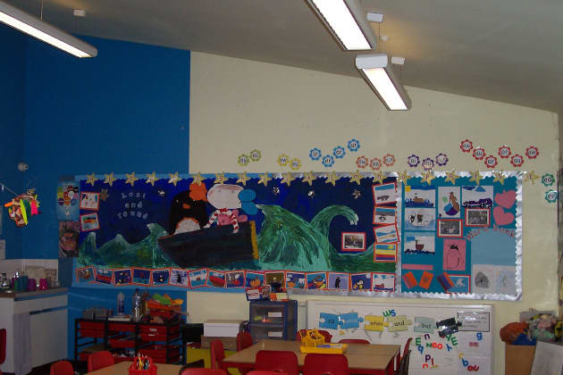 Lost and Found Display, classroom display, Story, lost and found, Oliver Jeffers, reading, penguin, book, Early Years (EYFS), KS1 & KS2 Primary Resources