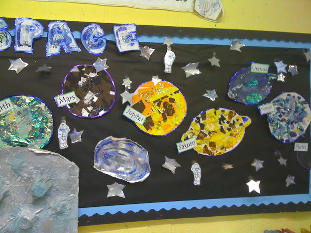 Space Display, classroom display, class display, Space, planet, planets, Sun, moon, stars, mars, star, Early Years (EYFS), KS1 & KS2 Primary Resources