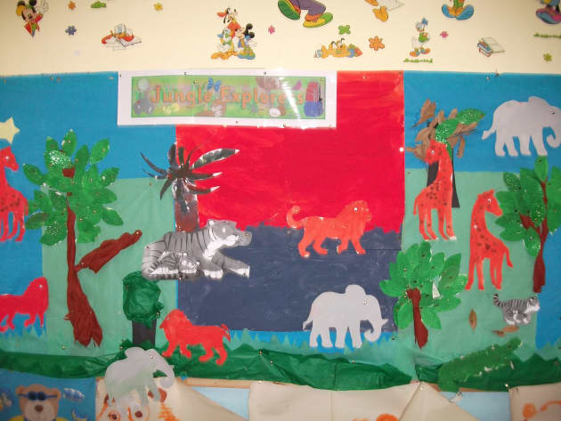 Jungle Explorers Display, classroom display, class display, jungle, animals, explorers, elephant, explore, Early Years (EYFS), KS1 & KS2 Primary Resources