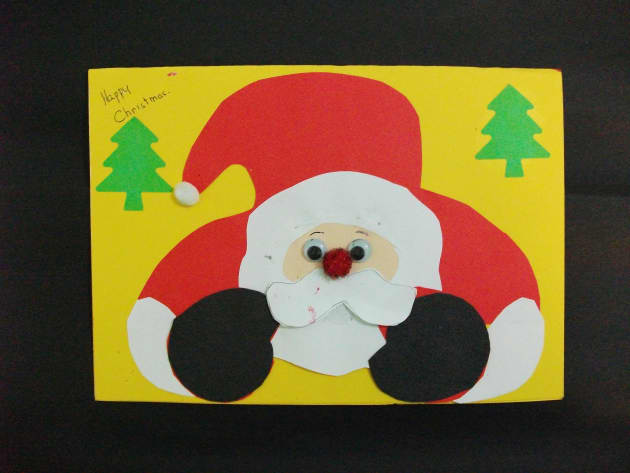 Santa Display, Classroom Display, class display, christmas, santa, father christmas, tree, santa clause, Early Years (EYFS), KS1 & KS2 Primary Resources