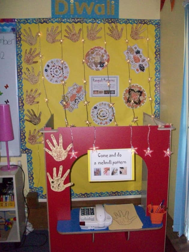 Diwali Buddism Display, classroom display, class display, Religion, faith, Buddhism, Diwali, Divali, Early Years (EYFS), KS1 & KS2 Primary Resources