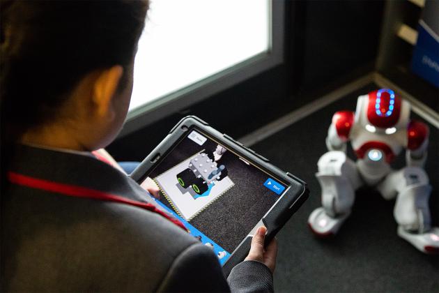 UK Robotics 1