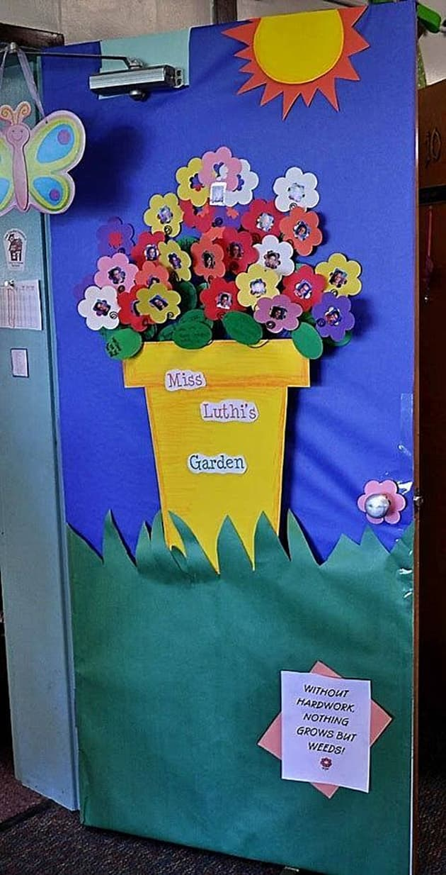 10 Easter And Spring Classroom Door Ideas We Love