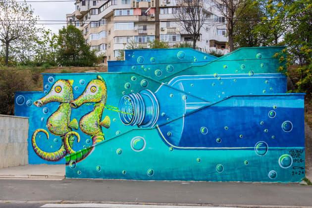 Mural Galați