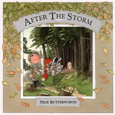 After the Storm (Percy the Park Keeper) - book, teaching resources ...