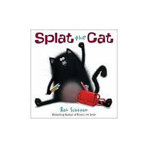 Splat the cat book teaching resources story cards mat splat the cat maxwellsz