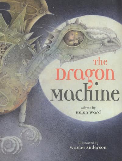 The Dragon Machine - book, teaching resources, story, cards, mat ...