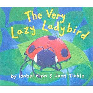The Very Lazy Ladybird - book, teaching resource, story, card, mat - book