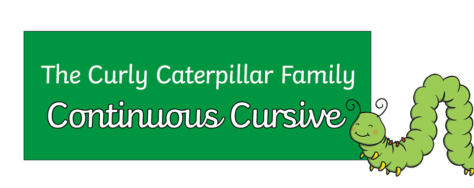 The Journey to Continuous Cursive - Continuous Cursive Banner