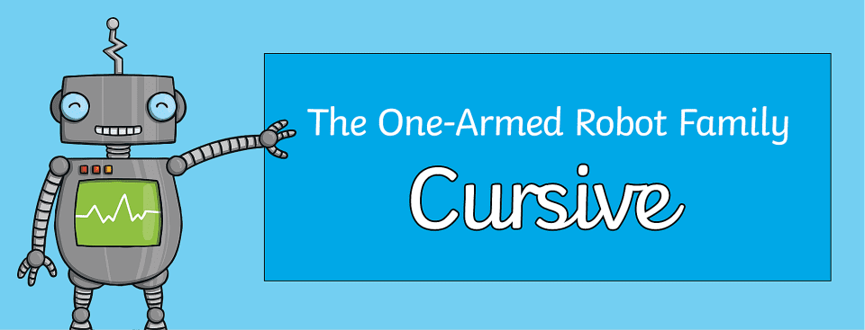 The Journey to Cursive - Cursive Banner